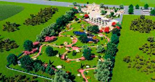 Gölbaşı'na temalı park projesi
