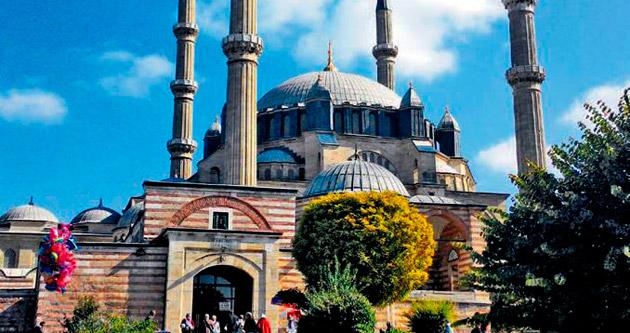 Osmanlı'nın kalbinin attığı şehir