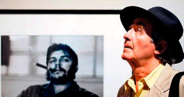 Che'nin ünlü pozunu çeken fotoğrafçı öldü