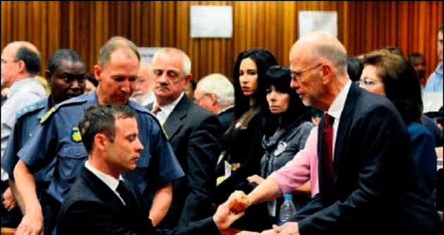 Pistorius 10 ay yatıp çıkabilir