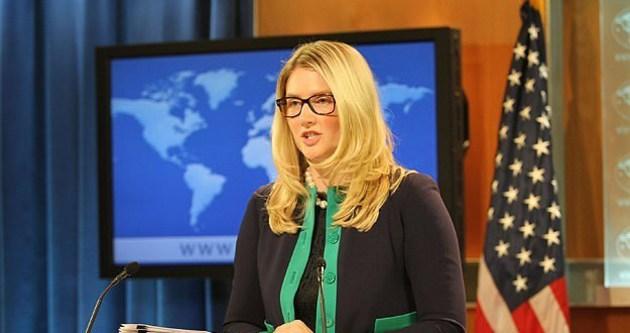 Marie Harf: Türkiye önemli şeyler yapıyor