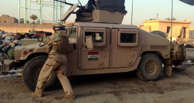Felluce'de 20 IŞİD militanı öldürüldü