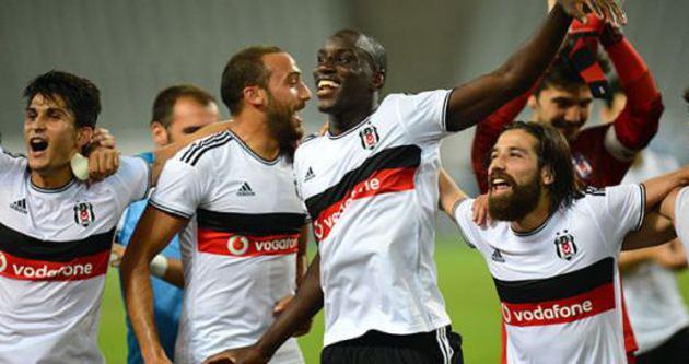 Beşiktaş'ın kozları Demba Ba ve Olcay Şahan