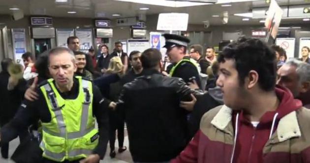İngiltere'de bir kadında terör şüphesi