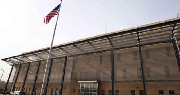 ABD Büyükelçiliği'ne bomba düştü