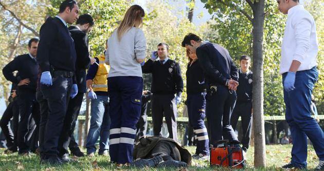 Gezi Parkı'nda şüpheli ölüm
