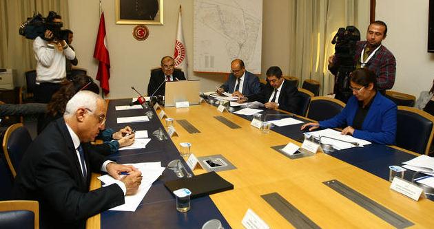 Soma Komisyonu toplandı