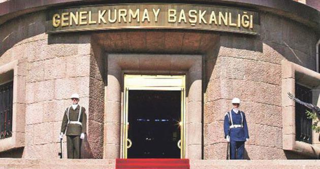 TSK'dan flaş 'Jandarma' açıklaması