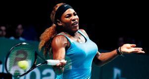 Singapur'da Serena'ya Simona Halep şoku