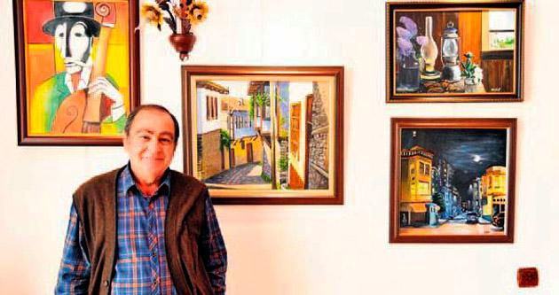 Hamamönü Sanat Galerisi sezonu açtı