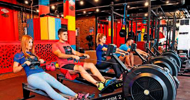 CrossFit artık Adana'da