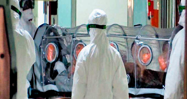 İzmir'de 'Ebola' şüphesi