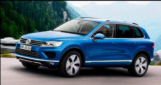 Volkswagen kuru sabitledi