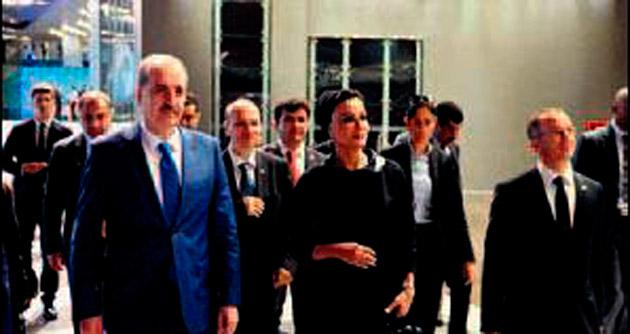 Osmanlı Arşivi hayranlık uyandırdı