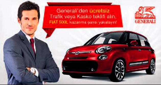 Mobil hasar hizmeti ödülü Generali Sigorta'nın