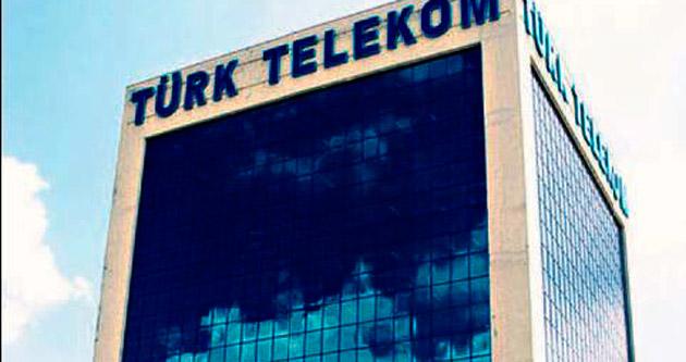 Türk Telekom ciroda 3.5 milyar lirayı aştı