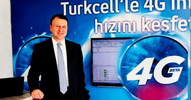 4G'ye hem Turkcell hem de Türkiye hazır
