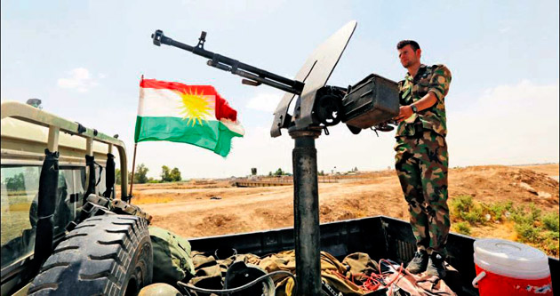 Kobani'yi Suriyeli Kürtler kurtaracak