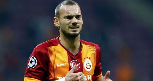 Sneijder hedefi gösterdi