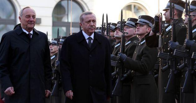 Erdoğan'dan Kobani tepkisi