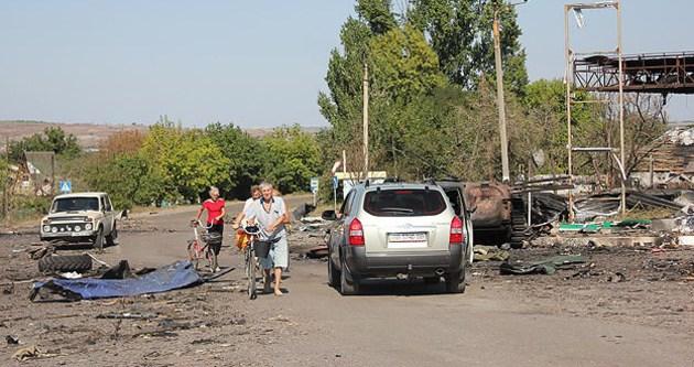 Ukrayna'nın doğusunda 2 bin 800 kişiden haber alınamıyor