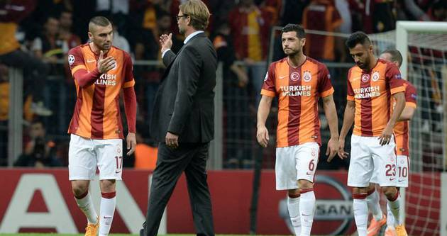 Galatasaray Devler Liginde dibe vurdu