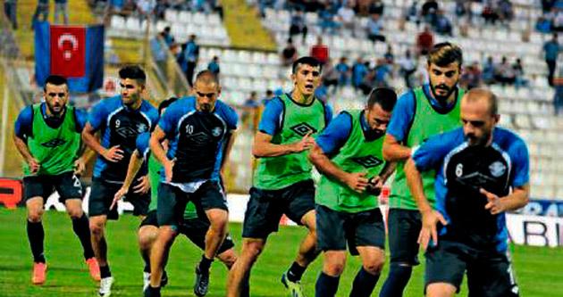 Mavi Şimşek Antalya'yı ağırlıyor