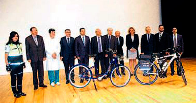Sağlıklı yaşam için bisiklet kullanın