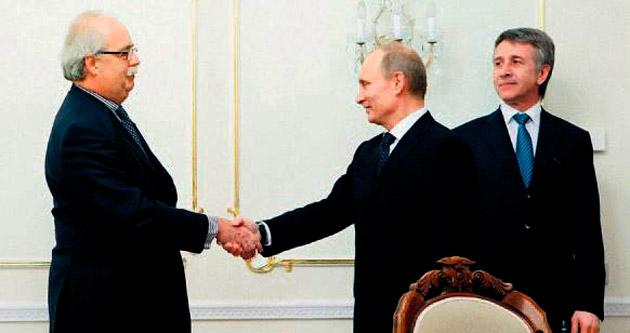 Pistteki kurban Putin olabilirdi