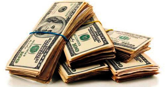 Dolar 2.24 TL'nin altına geriledi