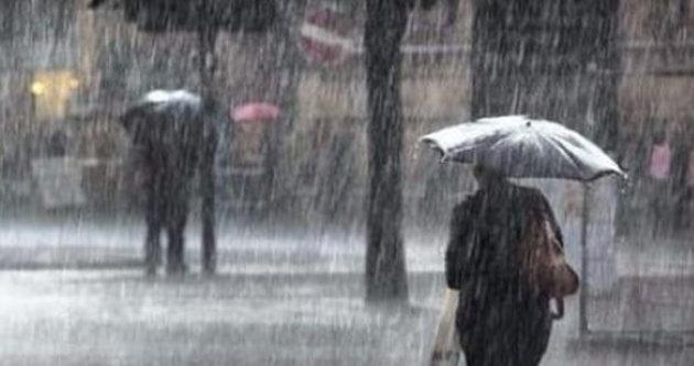 Meteoroloji uyardı! Sel ve baskınlara dikkat