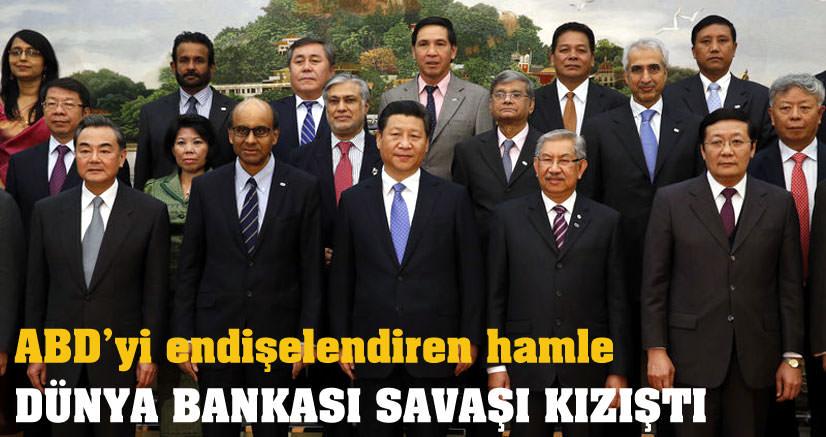 Dünya Bankası savaşı kızıştı