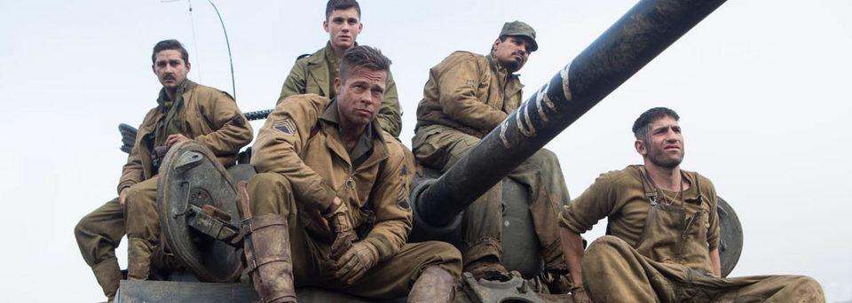 Brad Pittin yeni filmi Fury hakkında kritik
