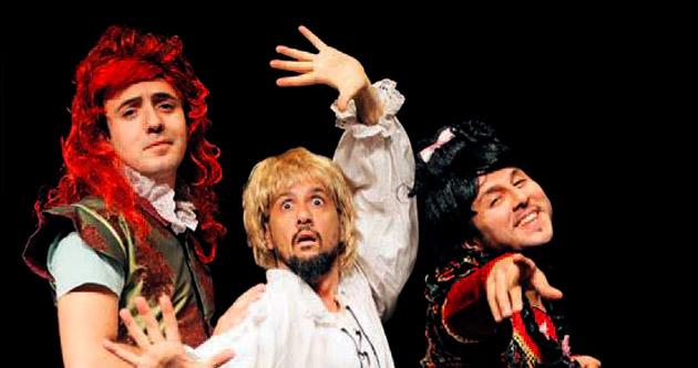 Shakespeare ve Birsen Tezer sahnede