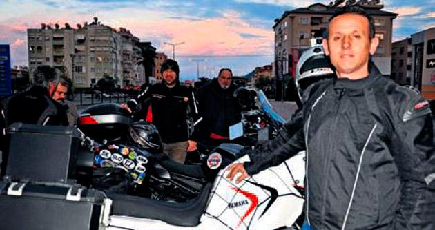 Motosikletlerin Cumhuriyet turu