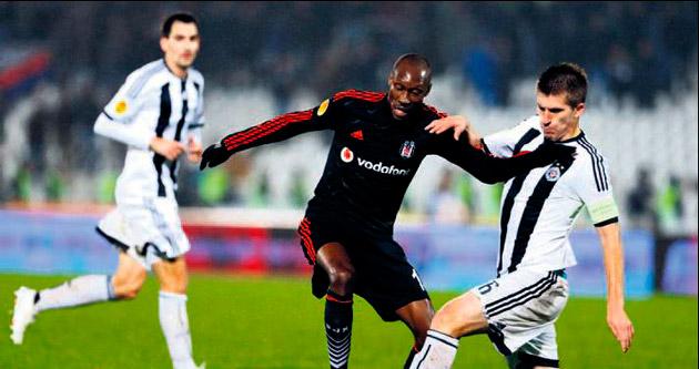 Beşiktaşlılar borsada da 4 köşe