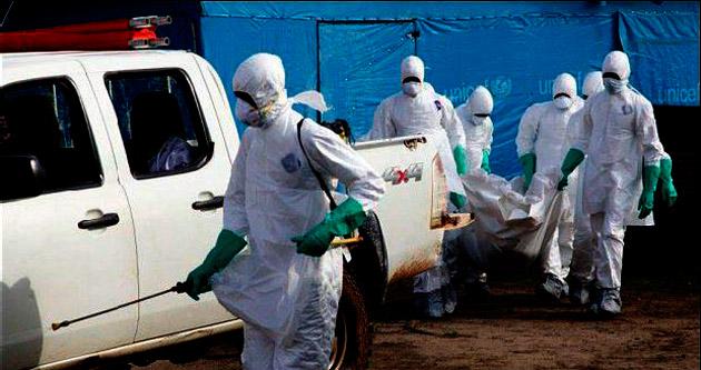 Ebola paniği ile ölüme terk edildi