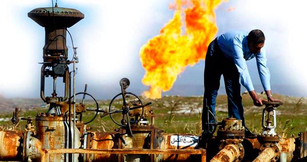 Kürt petrolünden 700 milyon dolar