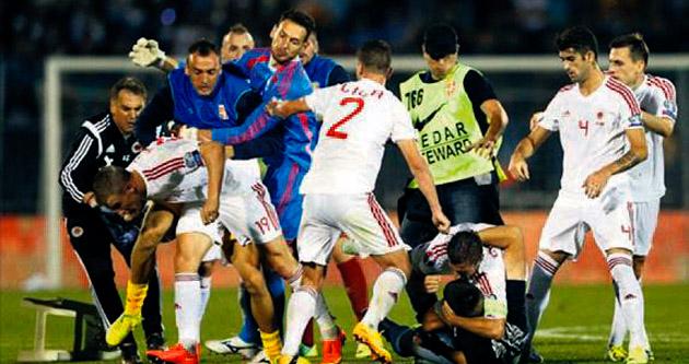 UEFA kavganın faturasını kesti