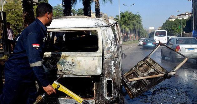 Mısır'da 3 gün yas ilan edildi