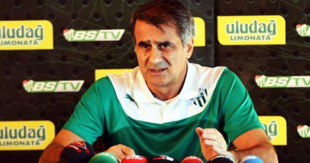 Bursaspor'da 9 ismin bileti kesildi