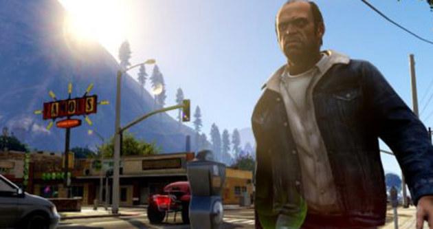 GTA 5, PS4'e bomba gibi geliyor