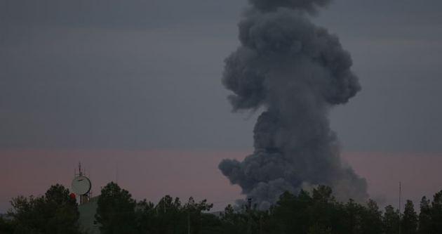 Kobani'de IŞİD'e ait çok sayıda mühimmat ele geçirdik