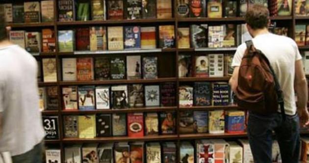 En çok satan kitaplar listesi