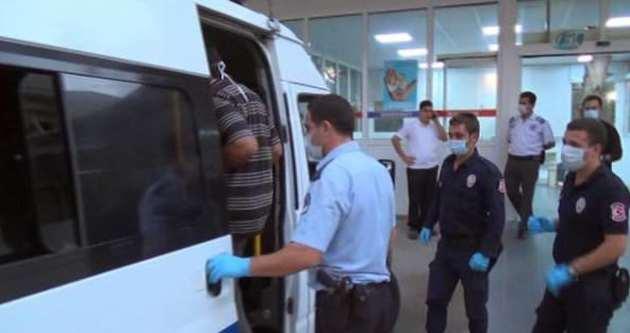 Bodrum'da Ebola paniği