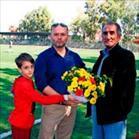 Başkan Yılmaz'dan Kuyumcu'ya çiçek