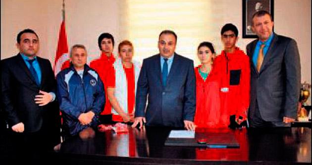 Adliyespor'un gurur günü