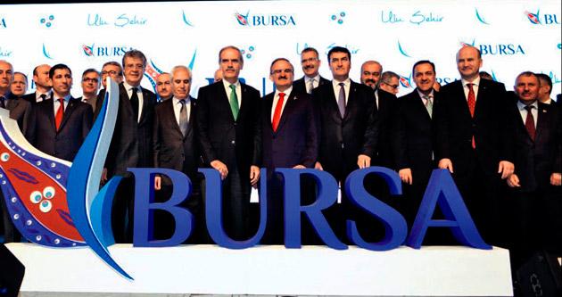 Bursa'da 'lale' devri