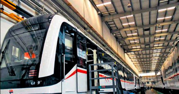 İzmir Metrosu'na 2 set daha geliyor