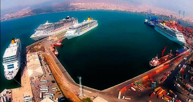 Arkas: Limanı yük yaşatır yolcu değil